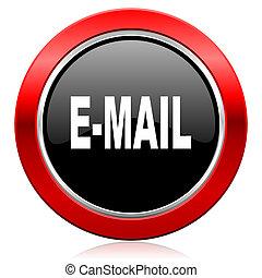 電子郵件, 圖象