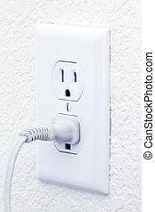 電气的出口