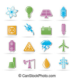 電気, 産業, 力