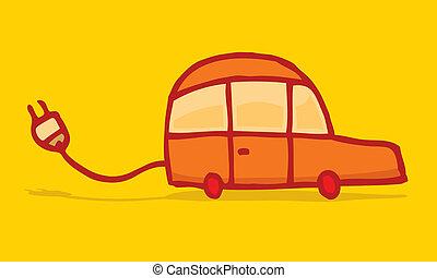 電気 車, 面白い, エネルギー