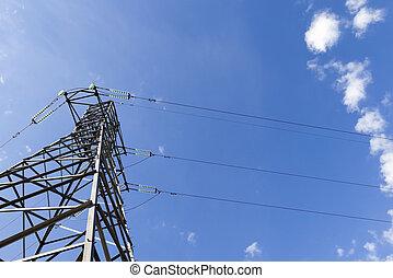 電気, 高電圧