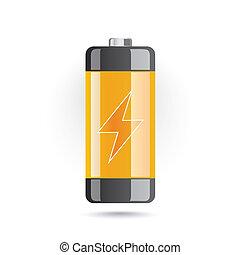 電池, アイコン