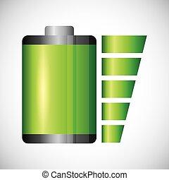 電池, 力
