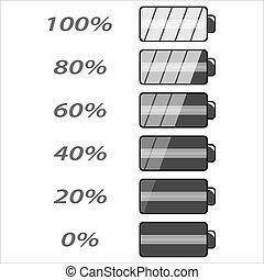 電池, 力, levels6
