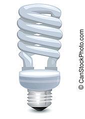 電球, エネルギー, セービング