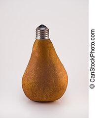 電球, ナシ