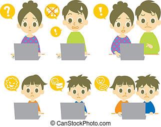 電腦, 病毒, 家庭