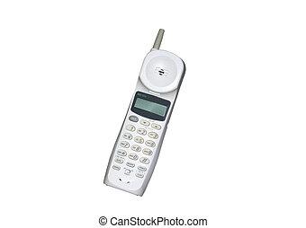 電話, コードレス