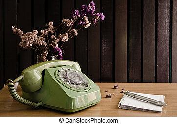 電話, 古い