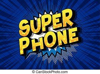 電話, 極度