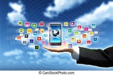 電話, 聰明, 網際網路