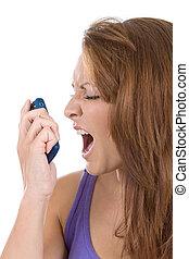 電話, screamer