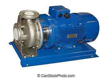 電, 水泵