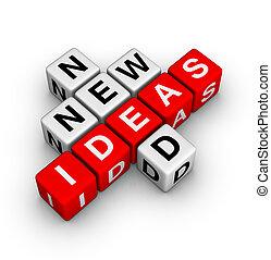 需要, 新的想法