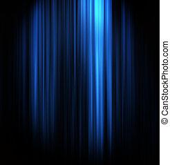 青いびら門, 劇場, 中心, スポットライト