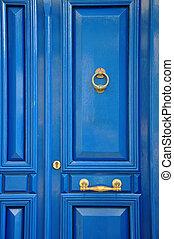 青いドア, ∥で∥, 金, 詳細