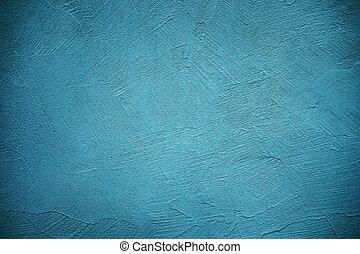 青い壁, グランジ, 手ざわり