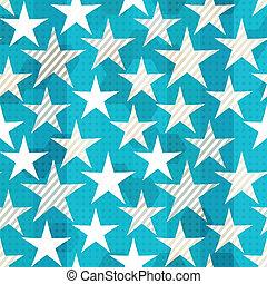 青い星, seamless