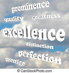 青い空, 曇り, 素晴らしさ, 言葉, 偉大さ, 品質