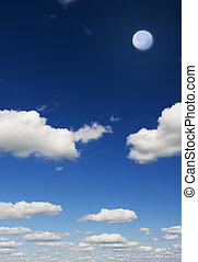 青い空, 海原