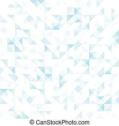 青い結晶, seamless, パターン