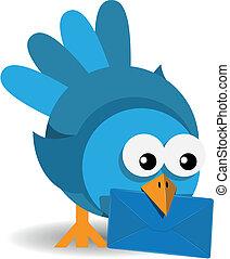 青い鳥, ∥で∥, a, 青い封筒