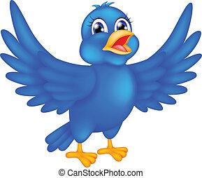 青い鳥, 幸せ