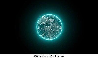 青, エネルギー, ボール