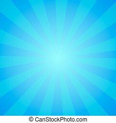 青, サーカス, 背景