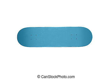 青, スケート 板