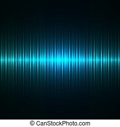 青, ストローク, ライト, 抽象的, バックグラウンド。, ベクトル