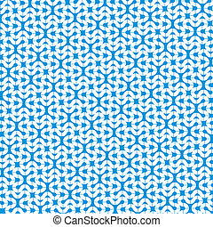 青, デザイン, パターン