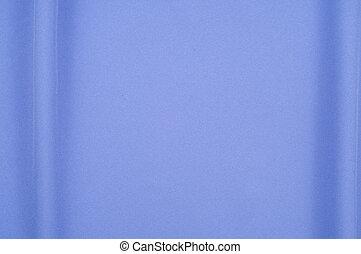 青, バックグラウンド。, 絹, fabric;, 手ざわり