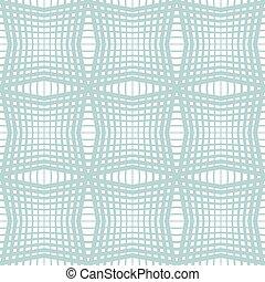 青, パターン, 幾何学的, seamless
