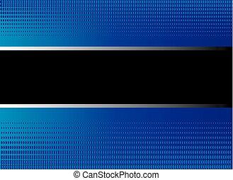 青, ベクトル, 手ざわり, 背景