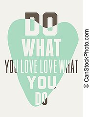 青, 何か, 愛, 背景, 心, あなた, do.