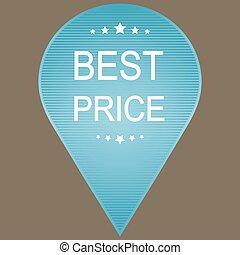 青, 価格, バッジ, 最も良く