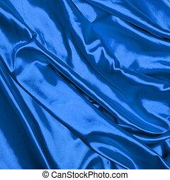 青, 優雅である, 絹, 滑らかである, 背景