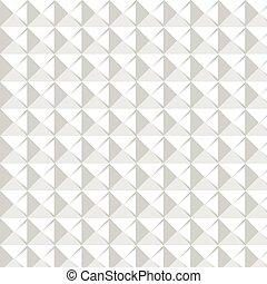 青, 幾何学, 抽象的, pattern., 明るい, ベクトル, 三角形