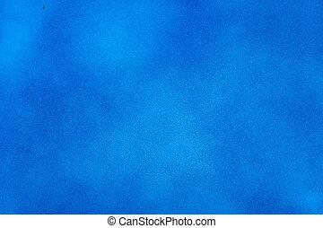 青, 手ざわり, 背景