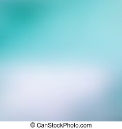 青, 抽象的, ぼんやりさせられた, デザイン, 背景, あなたの