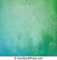 青, 抽象的, グランジ, 背景, 手ざわり