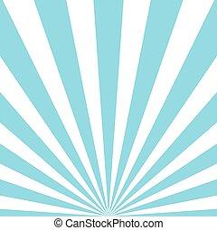青, 抽象的, 光線, 背景
