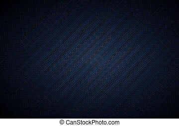 青, 抽象的, 対角線, イラスト, ライン, ベクトル, 黒い背景