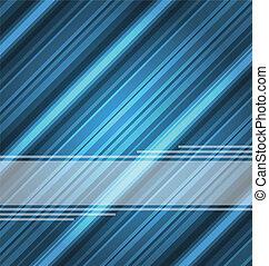 青, 抽象的, 手ざわり, 背景, techno, しまのある