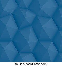 青, 最新流行である, 背景