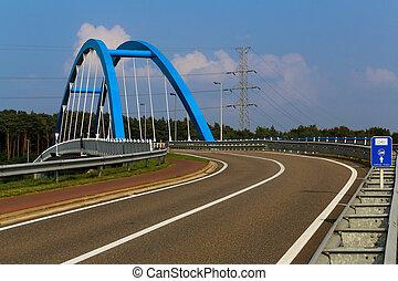 青, 橋, -, 04