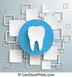 青, 歯, 長方形, piad, 円, infographic, 白