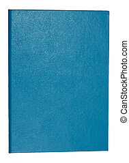 青, 白, ブックカバー, 背景