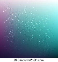 青, 紫色, ほこり, 背景